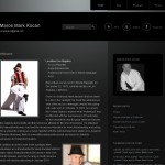 website after redesign - maroskocan