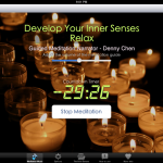 App-Guided Meditation – Develop Your Inner Senses – Relax